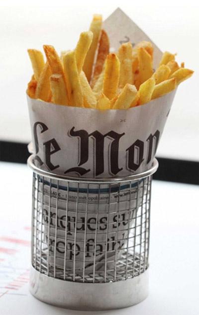 patatine fritte olandesi
